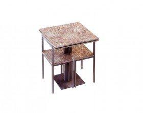 Tavolo pranzo con sedie – XQUAD