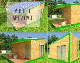 Modulo abitativo Ecologico